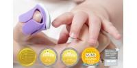 Lime à ongles pour bébé