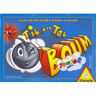 Tic Tac Boum (Junior)