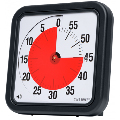 Horloge: Minuterie sonore 60 minutes (30cm)