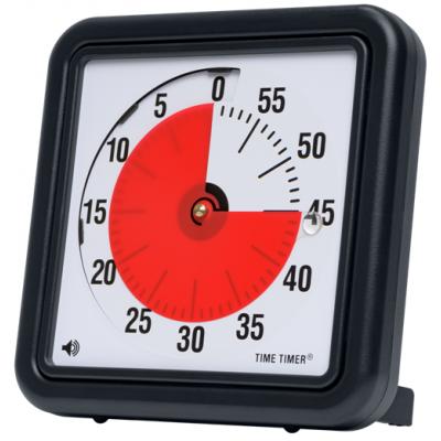 Horloge: Minuterie sonore 60 minutes (20cm)