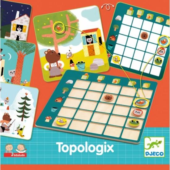 Eduludo: Topologix