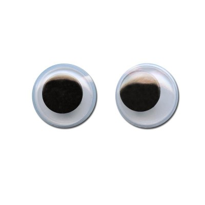 Yeux mobiles : 10mm.